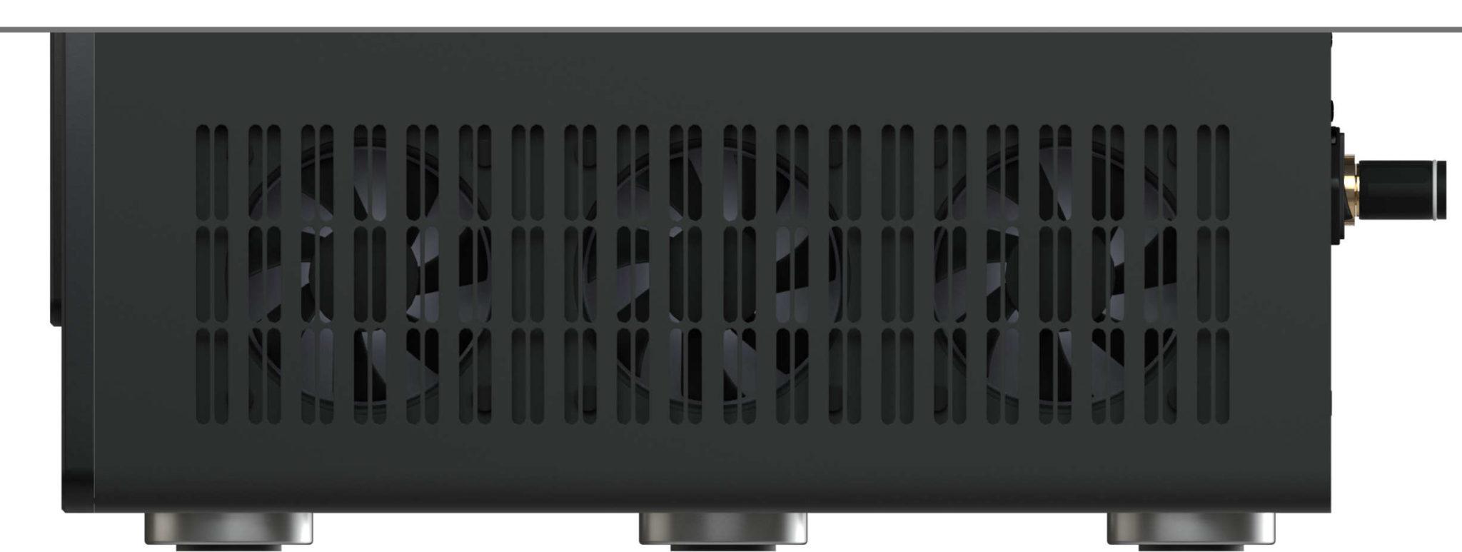 SPL Performer m1000, Kühlen Kopf bewahren
