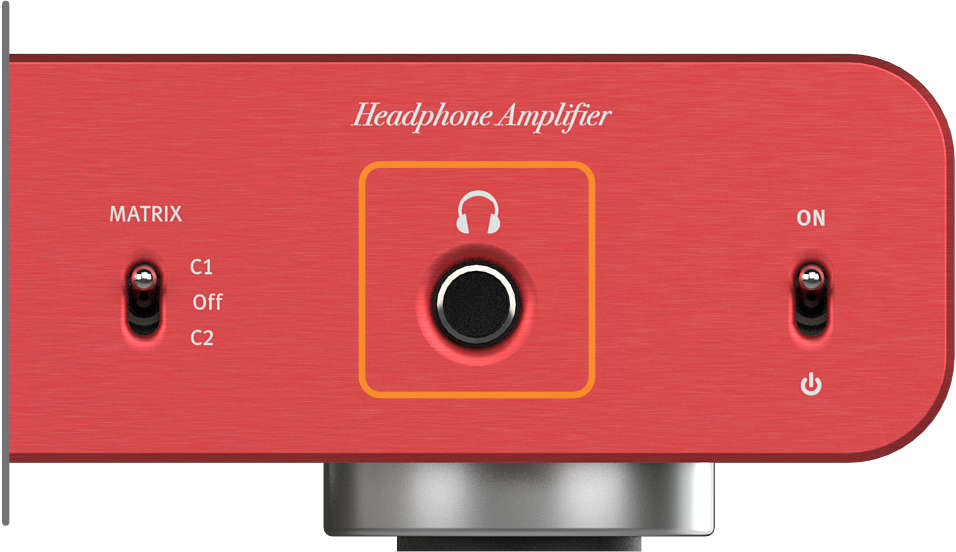 SPL Phonitor se, Kopfhörerausgang mit Dampf