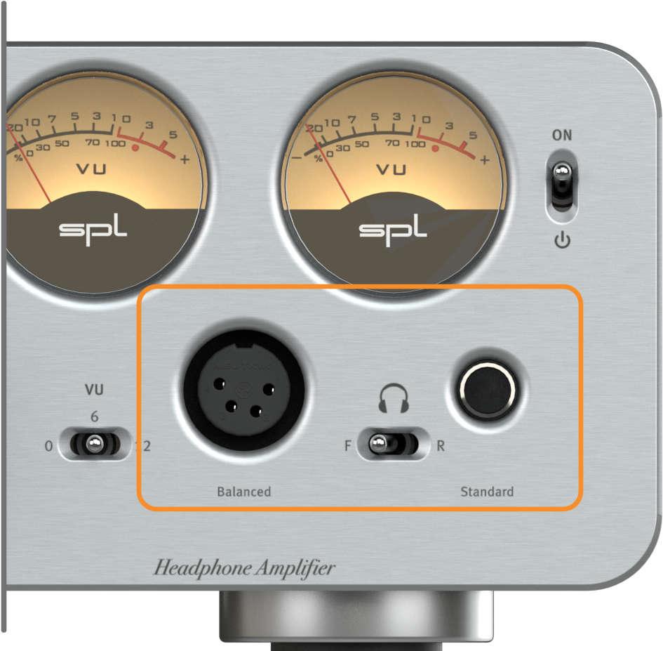 SPL Phonitor xe, Für alle Kopfhörer