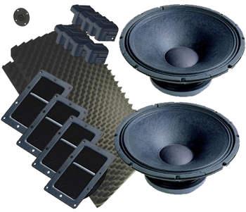 Full Range Speaker EMH152-Sub